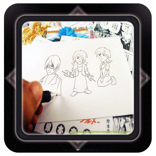 Anime Drawing Learning Lesson Aplikace Na Google Play