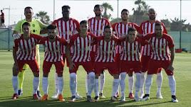 Primer once de la temporada en el Almería.