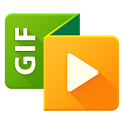 GIF to Video icon