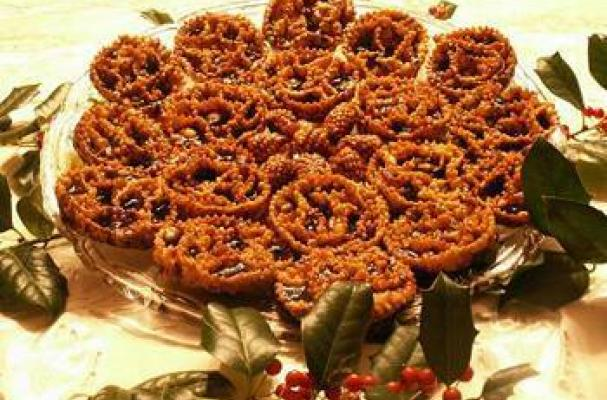 Cartellate - Christmas Fritters Recipe