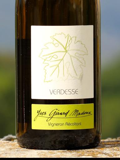 Verdesse - French Wine - Savoie - Chignin - Vignoble de la Pierre