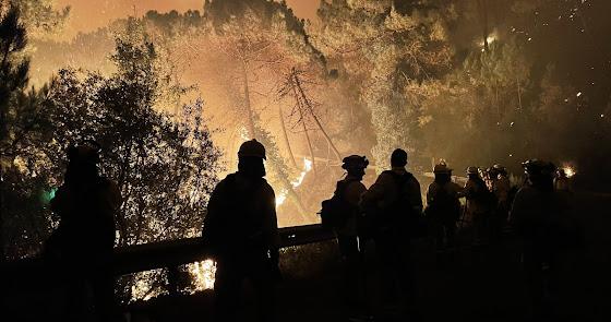 España se suma al luto de Almería por la muerte del bombero