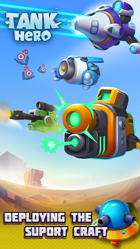 Tank Hero - Fun and addicting game apkdebit screenshots 6
