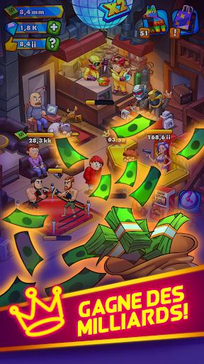 Télécharger Gratuit Party Clicker — Idle Nightclub Game mod apk screenshots 3