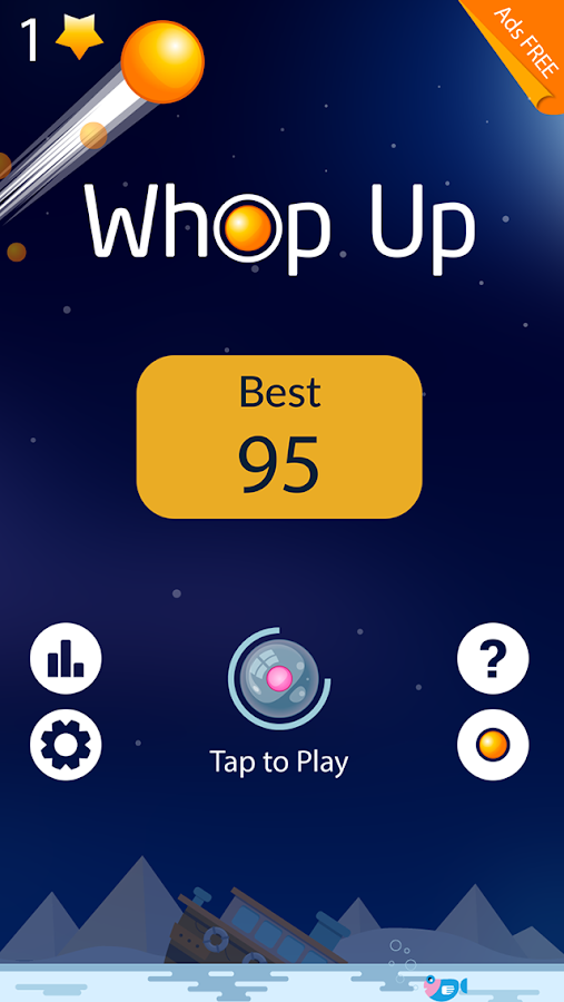 Whop Up- screenshot