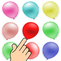 Jogo de Balões Infantil icon