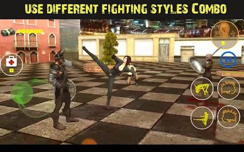 Super Street Combat - náhled