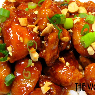 Korean Sweet and Spicy Crispy Chicken