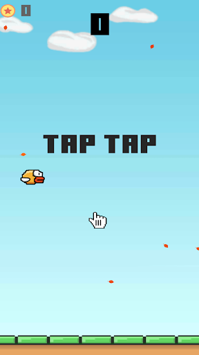 Flap The Bird 1.0.0 screenshots 2