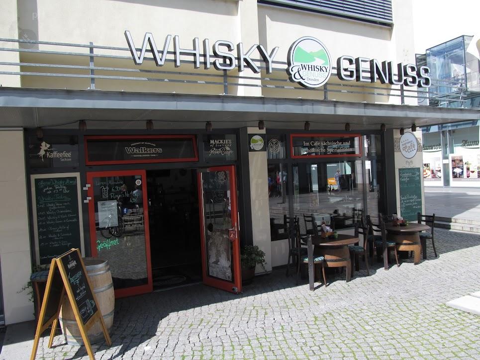 Dresden - Whisky & Genuss