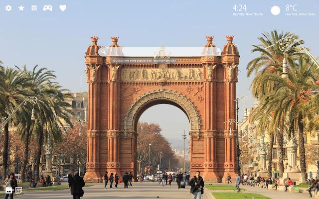 Barcelona Wallpaper & Barcelona City HD