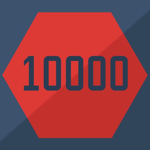 10000! - original indie puzzle (Big Maker)