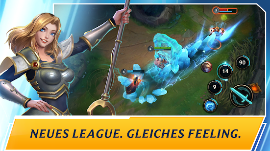 League of Legends: Wild Rift Screenshot