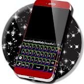 Hollow Glow Keyboard For Android