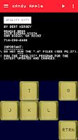 Screenshot of cAndy Apple