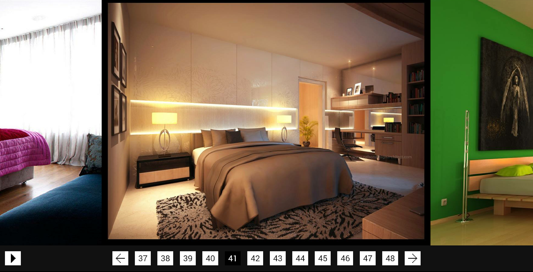 Beautiful bedroom designs android apps on google play for Bedroom design app