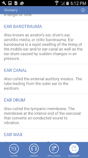 WHHIP - Hearing Health Primer- screenshot thumbnail