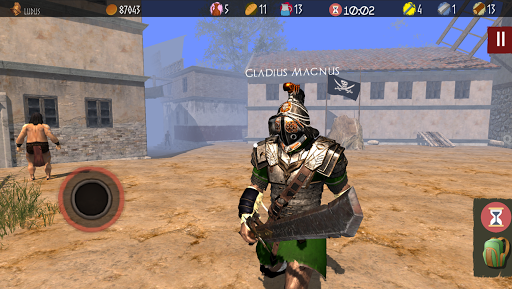 Ludus - Gladiator School 1.1 screenshots 1