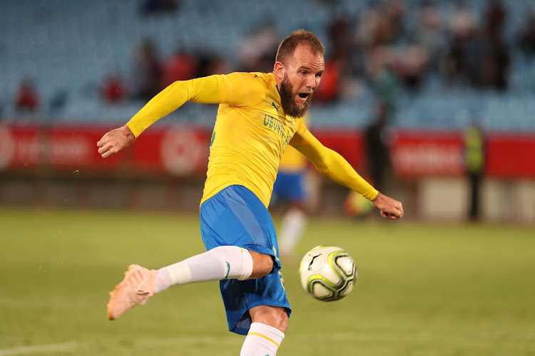 The New Zealand striker Jeremy Brockie has always maintained that his future is in the hands of Mamelodi Sundowns.