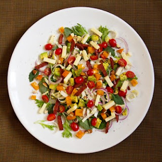Winter, Spring, Summer, and Fall Chopped Salad
