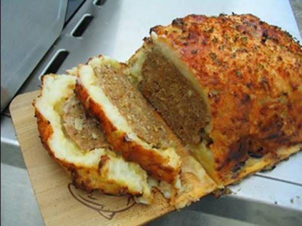 Chuck Wagon Meatloaf Recipe