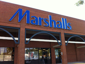 Photo: I love shopping at Marshalls. Their deals are the best around. After picking a date for an upcoming tailgate in Auburn I knew Marshalls would have a few essentials I needed!