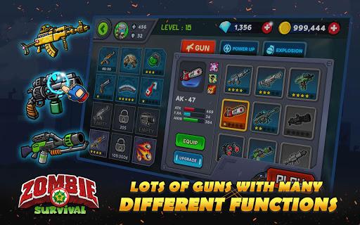 Zombie Survival: Game of Dead 3.0.0 mod screenshots 1