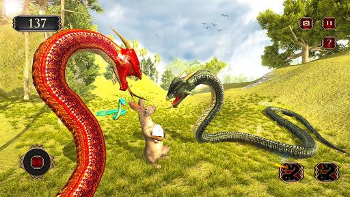 Télécharger Snake Simulator Anaconda Attack Game 3D APK MOD (Astuce) screenshots 6