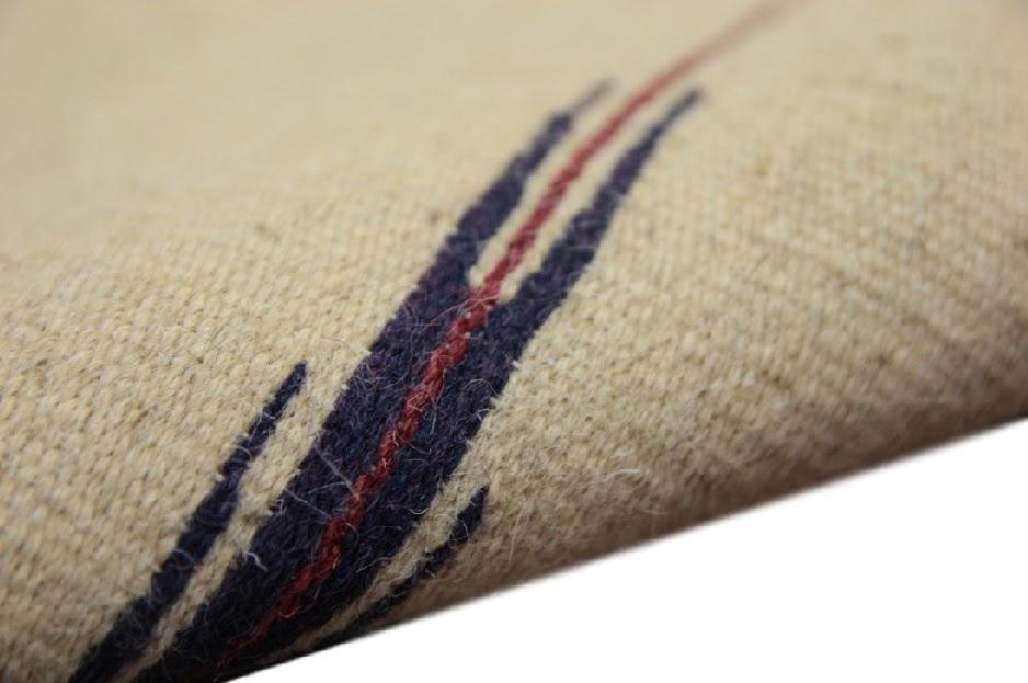 dywan afganistan kilim dwustronny wełna