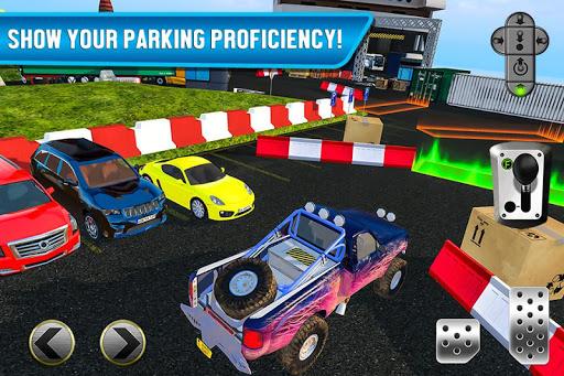 Ferry Port Trucker Parking Simulator apktram screenshots 4