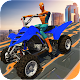 Spider hero Mega Ramp: Police Quad Bike Stunts (game)