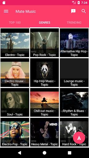 Free Music for Youtube: Tube Music BG 1.8 screenshots 6