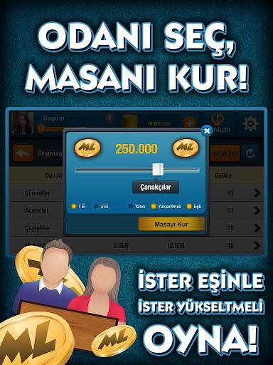 Mynet 101 Okey screenshot 13