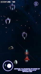 Space invaders starship: squadron galaxy space sim - náhled
