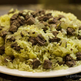 Middle Eastern Top Rice.