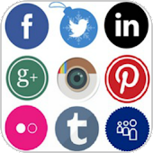 Social Media All in One App