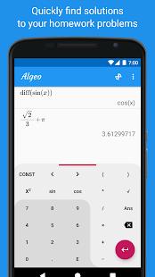 Graphing Calculator - Algeo | Free Plotting Screenshot