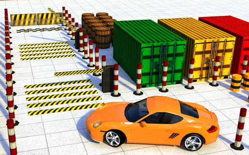 Télécharger King Car Parking Multi Drive: Parking en garage APK MOD (Astuce) screenshots 1
