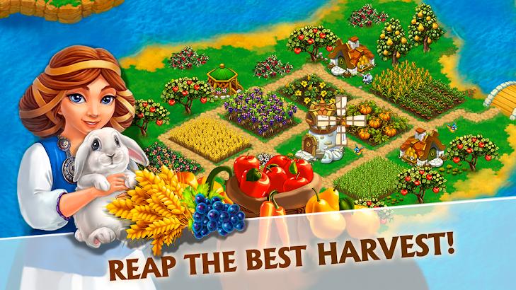 Harvest Land screenshot