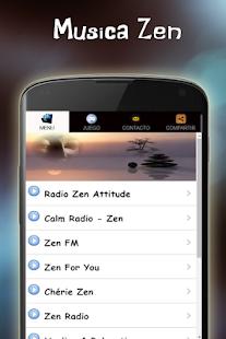 Zen Music Radio - náhled