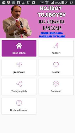 Hojiboy Tojiboyev - Har qadamda hangoma 5.0 screenshots 1