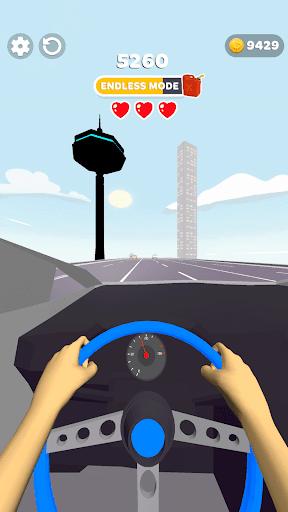 Fast Driver 3D 0.1 screenshots 1
