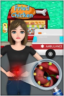 Abdominal Surgery Simulator - Crazy Doctor Game - náhled
