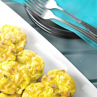 Freezer Friendly Egg Muffin Baked Omelette.