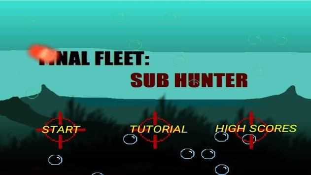 FINAL FLEET : SUB HUNTER apk screenshot