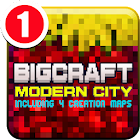 BigCraft: Build Modern City icon