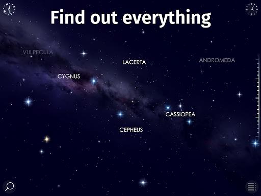 Star Walk 2 Free - Identify Stars in the Sky Map  screenshots 10