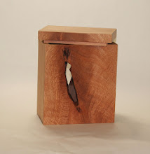 Photo: Scott O'Keeffe's coffee box