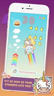 Fat Unicorn 🦄: Winged Pony Adventure Heavens 1