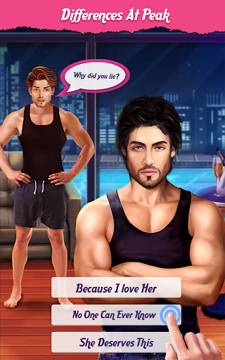 Alpha Human Mate Love Story Game for Girls screenshots 14